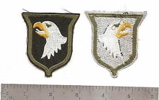 #348 US ARMY 101ST AIRBORNE MOUNTAIN PATCH
