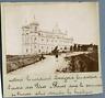 Tunisie, Cathédrale Saint Louis de Carthage  Vintage citrate print. Photo J. Bou