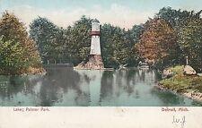 LAM(A) Detroit, MI - Palmer Park - Lake and Lighthouse