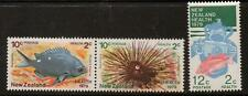 NEW ZEALAND SG1197/9 1979 HEALTH STAMPS  MNH