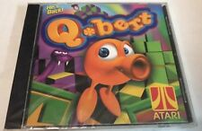 Q.Bert - Atari Classic Video Game - Sealed! Brand New