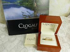 Clogau Yellow Gold 18 Carat Fine Diamond Rings