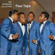 (The) Four Tops: The Definitive Collection CD (Greatest Hits / The Very Best Of)