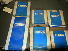 GENUINE CLARK PARTS LOT OF HOSES