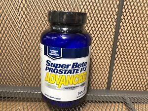 Super Beta Prostate P3 Advanced 60 Caplets New Vitality EXPIRES JAN 2022   #1888