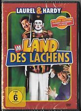 DVD Laurel & Hardy `Dick und Doof - Im Land des Lachens` Neu/OVP Stan & Olli
