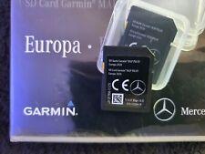 Nueva marca Mercedes Mapa Garmin Sat Nav tarjeta SD (A213) C * Glc * e * V * X * Clase