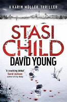 Stasi Child: A Chilling Cold War Thriller (Karin Muller 1) - New Book Young, Dav