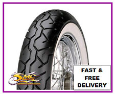 100/90-19 62H Maxxis M6011F WHITEWALL Custom Cruiser Front Tyre 100/90H19