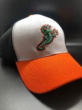 NORFOLK TIDES MINOR LEAGUE BASEBALL CAP HAT, TRIDENT, PEPSI, NORFOLK, VA, NEW