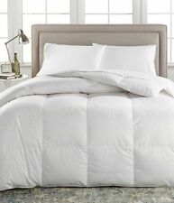 Ralph Lauren Bronze Comfort Full/Queen White Down Alternative Comforter AAFA