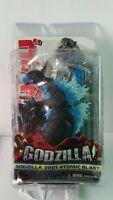 NECA Godzilla 2001 Atomic Blast Action Figure DMG PKG