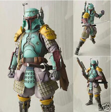 "Movie Realization Star Wars Ronin Boba Fett Action Figure 7"" Statue model Toys"