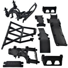 Traxxas 1/16 Mini Slash 4x4 * FRONT & REAR SKID PLATES, BUMPER & BODY MOUNTS *