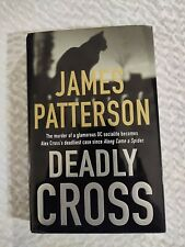 Alex Cross Ser.: Deadly Cross by James Patterson (2020, Hardcover)