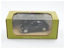 Vintage Rio diecast model Volkswagen Maggiolino 1949 car in black MIB