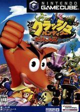 Crash Tag Team Racing GameCube Japan Version