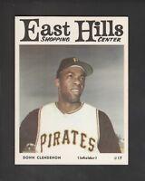 1966 East Hills DONN CLENDENON NM/MT  150250