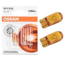 Osram Original Line 2827-02B WY5W 12V Blinklichtlampe 2 St. DB