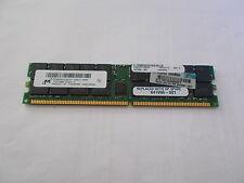 641996-001 HP 3PAR dati cache 2GB DIMM per T-Class (HP 2GB PC3200R 400 Mhz ECC