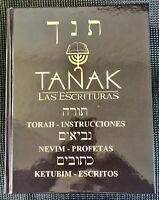 Tanak Las Escrituras, el Papa de las Biblias, 490 mil palabras transliteradas