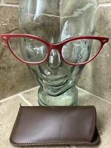 🔥RAY-BAN RB 5360 5714 sz 52/18 Eyeglasses Pink & Gold BEST DEAL!🔥