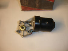 Fiat Panda Front Wiper Motor - New & Genuine - 9936624