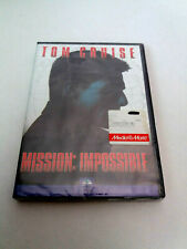 "DVD ""MISION IMPOSIBLE"" PRECINTADO SEALED MISSION IMPOSSIBLE TOM CRUISE BRIAN DE"