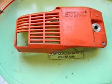 STIHL CHAINSAW 010 011 012 SIDE COVER   ---- BOX1733M