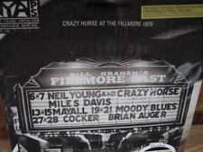 NEIL YOUNG  FILLMORE 1970 CLASSIC RECORDS 200 GRAM AUDIOPHILE 1ST EDITION SERIES