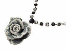 Pendant Necklace Flower Pendant Flower Jewellery 1029