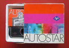 Autostar X126 Camera AGFA Gevaert AG Munchen TYP 2551/322, Manuel ,Box, Flashes