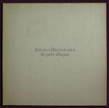 Angelo BRANDUARDI-la pulce d 'Acqua-LP vinyle 1977 - 26395 xot