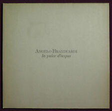 Angelo BRANDUARDI-LA PULCE D 'ACQUA-LP VINILE 1977 - 26395 XOT