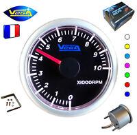► Compte-tours Vega® 7 couleurs tactile 3 4 5 6 8 cylindres 0-10000 trs/min ◄