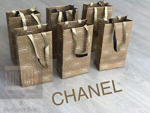 💝🧡💛Chanel X 6 Designer Gift Bag Joblot Jewellery Bag New!!💖💝🧡