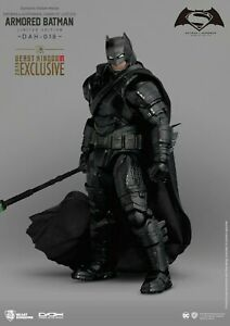Beast Kingdom DAH-0180 1/9 Armored Batman VS Super man Dawn of Justice Figure
