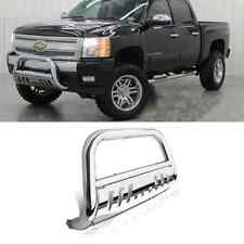 *Clearance* Stainless Chrome Bull Bar Bumper Grill Grille Guard 04-08 Ford F150