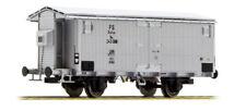 ACME 40072 Carro tipo Hg con garitta FS, passo corto, cassa a doghe in legno