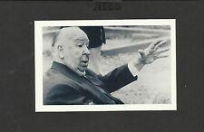 Nostalgia Postcard Alfred Hitchcock Film Director 1899-1980