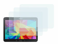 3 x Schutzfolie Samsung Galaxy Tab 4 10.1 Matt Antireflex Displayschutz Folie