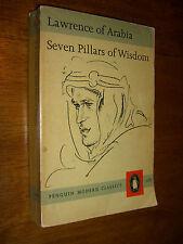 Lawrence Of Arabia Seven Pillars Of Wisdom  A Triumph T.E. Lawrence SC 1963