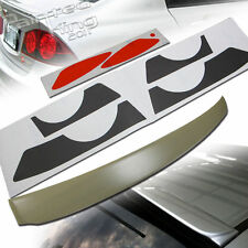 CIVIC 8th 8 JDM ROOF SPOILER+ Headlight & Round Taillight Stickers for HONDA