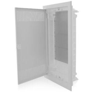 Intratec MKEUGH36 Multimediaverteiler Unterputz 3-reihig 592x346x92mm IP40