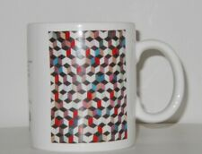 Otagiri Coffee Tea Mug Tumbling Blocks Quilt Pattern Museum of American Folk Art