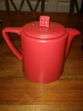 New listing Bredemeijer Red Lund Teapot No Box