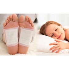 10 Detox Foot Pads Patch Detoxify Toxins with Adhesive Keeping Fit Health Care
