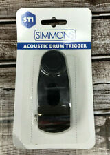 St1 Simmons Simmons Single Piezo Acoustic Drum Trigger New Free Shipping