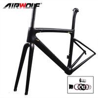 787g Super Light Carbon Road Bike Frame T1100 Carbon Fiber Bicycle Frameset PF30
