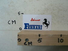 STICKER,DECAL FERRARI DINO HORSE CAR AUTO